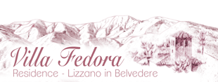 Residence Villa Fedora - Appartamenti e bead & breakfast al Corno alle Scale