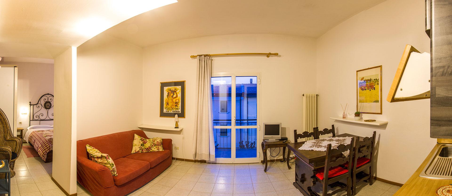 Appartamento monolocale in affitto al corno alle scale villa fedora - Scale per appartamenti ...