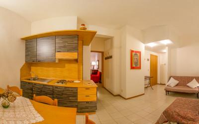 Appartamento bilocale a Lizzano in Belvedere